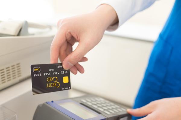 クレジットカード有効期限